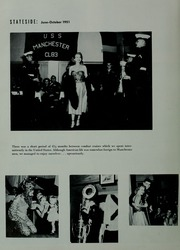 Page 10, 1952 Edition, Manchester (CL 83) - Naval Cruise Book online yearbook collection