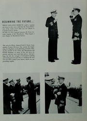 Page 12, 1952 Edition, Manchester (CL 83) - Naval Cruise Book online yearbook collection