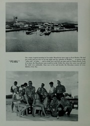 Page 16, 1952 Edition, Manchester (CL 83) - Naval Cruise Book online yearbook collection