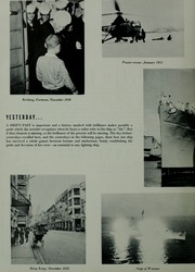 Page 8, 1952 Edition, Manchester (CL 83) - Naval Cruise Book online yearbook collection