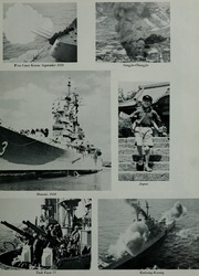 Page 9, 1952 Edition, Manchester (CL 83) - Naval Cruise Book online yearbook collection
