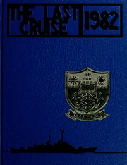 Page 1, 1982 Edition, Manley (DD 940) - Naval Cruise Book online yearbook collection