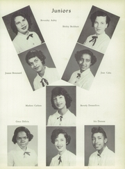 Saint Marys Academy - Maris Stella Yearbook (New Orleans, LA) online yearbook collection, 1954 Edition, Page 25