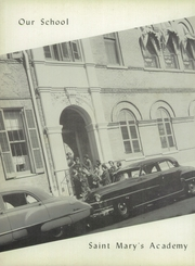 Saint Marys Academy - Maris Stella Yearbook (New Orleans, LA) online yearbook collection, 1954 Edition, Page 6