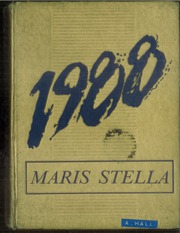 Saint Marys Academy - Maris Stella Yearbook (New Orleans, LA) online yearbook collection, 1988 Edition, Page 1