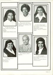 Page 15, 1988 Edition, Saint Marys Academy - Maris Stella Yearbook (New Orleans, LA) online yearbook collection