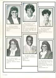 Page 16, 1988 Edition, Saint Marys Academy - Maris Stella Yearbook (New Orleans, LA) online yearbook collection