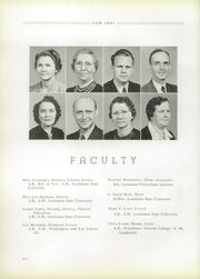 Page 10, 1941 Edition, University High School - Cub Yearbook (Baton Rouge, LA) online yearbook collection