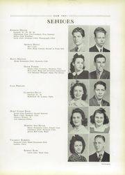 Page 17, 1941 Edition, University High School - Cub Yearbook (Baton Rouge, LA) online yearbook collection