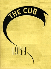Page 1, 1959 Edition, University High School - Cub Yearbook (Baton Rouge, LA) online yearbook collection