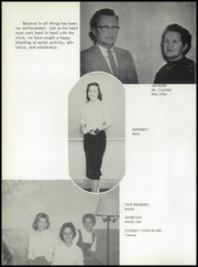 Page 12, 1959 Edition, University High School - Cub Yearbook (Baton Rouge, LA) online yearbook collection
