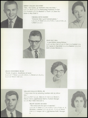 Page 14, 1959 Edition, University High School - Cub Yearbook (Baton Rouge, LA) online yearbook collection