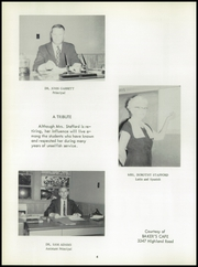 Page 8, 1959 Edition, University High School - Cub Yearbook (Baton Rouge, LA) online yearbook collection