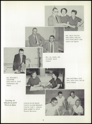 Page 9, 1959 Edition, University High School - Cub Yearbook (Baton Rouge, LA) online yearbook collection