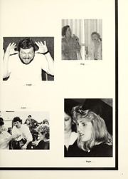 Page 11, 1987 Edition, Louisiana State University at Alexandria - Sauce Piquante Yearbook (Alexandria, LA) online yearbook collection