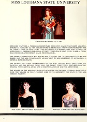 Page 28, 1987 Edition, Louisiana State University at Alexandria - Sauce Piquante Yearbook (Alexandria, LA) online yearbook collection