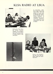 Page 36, 1987 Edition, Louisiana State University at Alexandria - Sauce Piquante Yearbook (Alexandria, LA) online yearbook collection