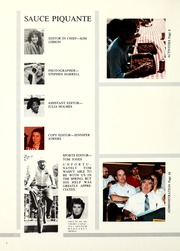 Page 8, 1987 Edition, Louisiana State University at Alexandria - Sauce Piquante Yearbook (Alexandria, LA) online yearbook collection