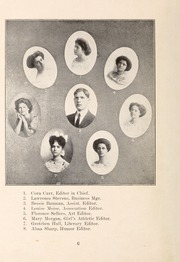 Page 10, 1909 Edition, Northwestern State University - Potpourri Yearbook (Natchitoches, LA) online yearbook collection