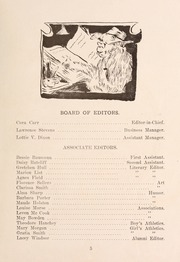 Page 9, 1909 Edition, Northwestern State University - Potpourri Yearbook (Natchitoches, LA) online yearbook collection