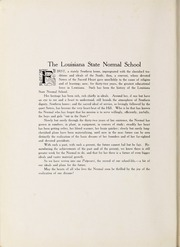 Page 14, 1917 Edition, Northwestern State University - Potpourri Yearbook (Natchitoches, LA) online yearbook collection