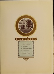 Page 13, 1924 Edition, Northwestern State University - Potpourri Yearbook (Natchitoches, LA) online yearbook collection