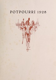 Page 7, 1928 Edition, Northwestern State University - Potpourri Yearbook (Natchitoches, LA) online yearbook collection