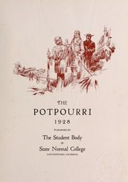 Page 9, 1928 Edition, Northwestern State University - Potpourri Yearbook (Natchitoches, LA) online yearbook collection