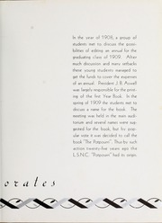 Page 11, 1936 Edition, Northwestern State University - Potpourri Yearbook (Natchitoches, LA) online yearbook collection
