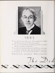 Page 16, 1936 Edition, Northwestern State University - Potpourri Yearbook (Natchitoches, LA) online yearbook collection
