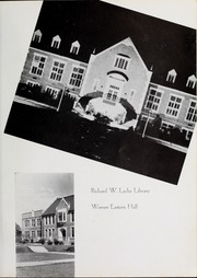 Page 17, 1938 Edition, Northwestern State University - Potpourri Yearbook (Natchitoches, LA) online yearbook collection