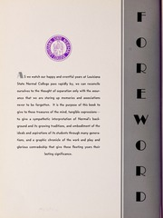 Page 10, 1939 Edition, Northwestern State University - Potpourri Yearbook (Natchitoches, LA) online yearbook collection
