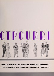 Page 7, 1939 Edition, Northwestern State University - Potpourri Yearbook (Natchitoches, LA) online yearbook collection