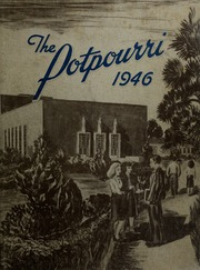 Northwestern State University - Potpourri Yearbook (Natchitoches, LA) online yearbook collection, 1946 Edition, Page 1