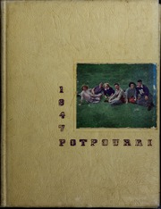 Page 1, 1947 Edition, Northwestern State University - Potpourri Yearbook (Natchitoches, LA) online yearbook collection