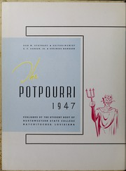 Page 8, 1947 Edition, Northwestern State University - Potpourri Yearbook (Natchitoches, LA) online yearbook collection