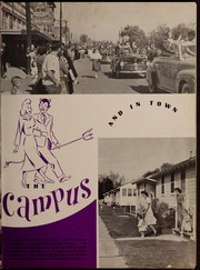 Page 7, 1949 Edition, Northwestern State University - Potpourri Yearbook (Natchitoches, LA) online yearbook collection