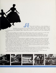 Page 9, 1958 Edition, Northwestern State University - Potpourri Yearbook (Natchitoches, LA) online yearbook collection