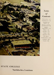 Page 7, 1969 Edition, Northwestern State University - Potpourri Yearbook (Natchitoches, LA) online yearbook collection