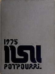 1975 Edition, Northwestern State University - Potpourri Yearbook (Natchitoches, LA)