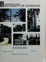 Page 5, 1977 Edition, Northwestern State University - Potpourri Yearbook (Natchitoches, LA) online yearbook collection