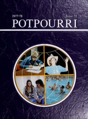 1978 Edition, Northwestern State University - Potpourri Yearbook (Natchitoches, LA)