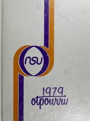 1979 Edition, Northwestern State University - Potpourri Yearbook (Natchitoches, LA)