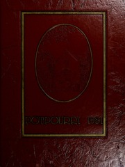 1981 Edition, Northwestern State University - Potpourri Yearbook (Natchitoches, LA)