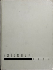 1983 Edition, Northwestern State University - Potpourri Yearbook (Natchitoches, LA)