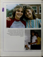 Page 8, 1983 Edition, Northwestern State University - Potpourri Yearbook (Natchitoches, LA) online yearbook collection