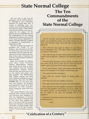 Page 10, 1985 Edition, Northwestern State University - Potpourri Yearbook (Natchitoches, LA) online yearbook collection