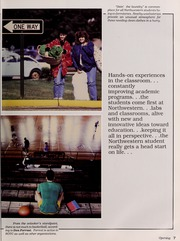 Page 11, 1988 Edition, Northwestern State University - Potpourri Yearbook (Natchitoches, LA) online yearbook collection
