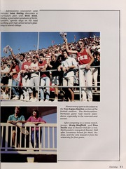 Page 15, 1988 Edition, Northwestern State University - Potpourri Yearbook (Natchitoches, LA) online yearbook collection