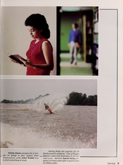 Page 7, 1988 Edition, Northwestern State University - Potpourri Yearbook (Natchitoches, LA) online yearbook collection